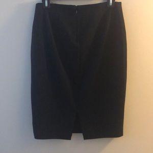 T Tahari Skirts - T Tahari Navy Blue Pencil Skirt